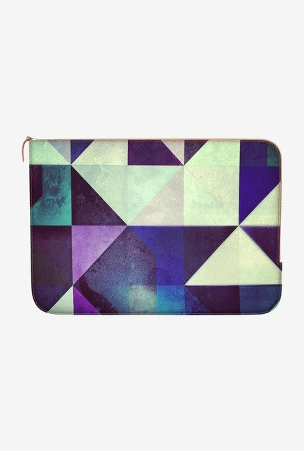 "DailyObjects Qyys Macbook Air 13"" Zippered Sleeve"