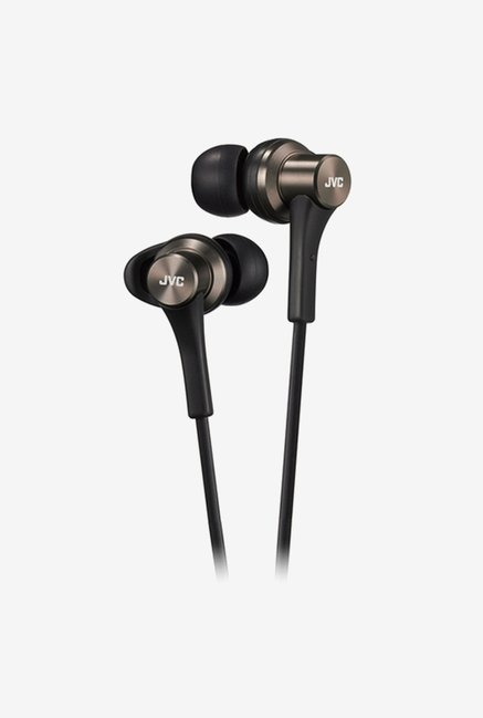 JVC HA-FR46 In The Ear Headphones (Black)