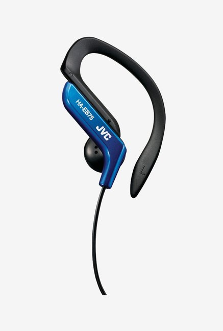JVC Sports HA-EB75 In The Ear Headphones (Blue)
