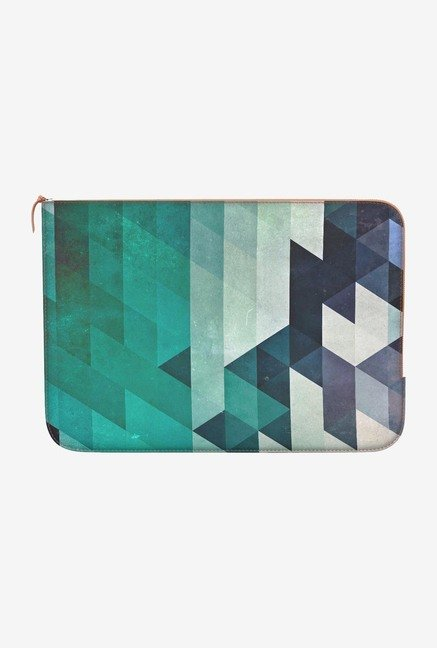 "DailyObjects Aqww Hyx Hrxtl Macbook Pro 15"" Zippered Sleeve"