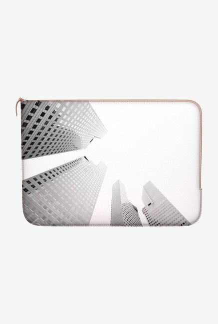"DailyObjects Reach For Sky Macbook Pro 15"" Zippered Sleeve"