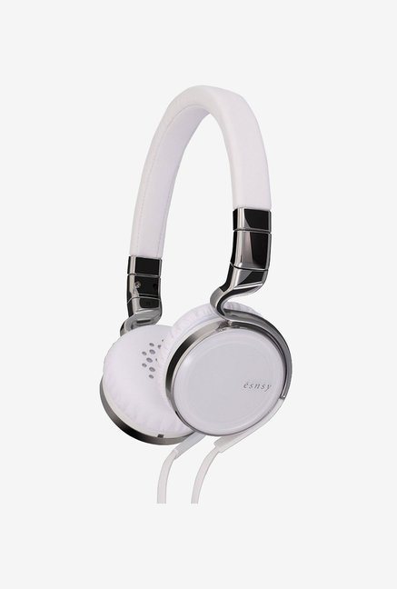 JVC Esnsy HA-SR75S On The Ear Headphones (White)