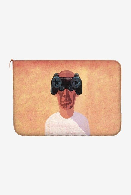 "DailyObjects Second Life Macbook Pro 15"" Zippered Sleeve"