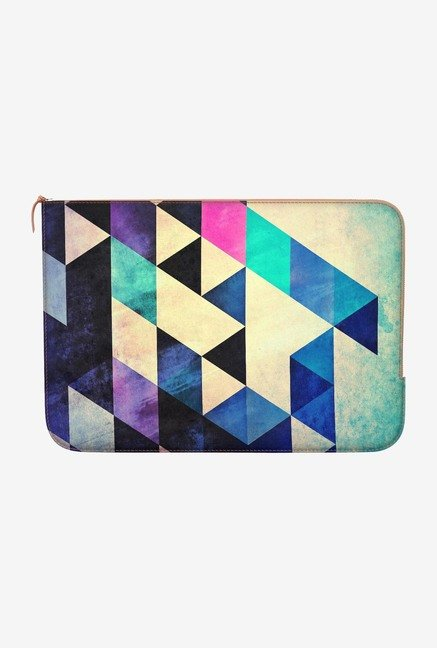 "DailyObjects Cyld Syt Macbook Air 13"" Zippered Sleeve"