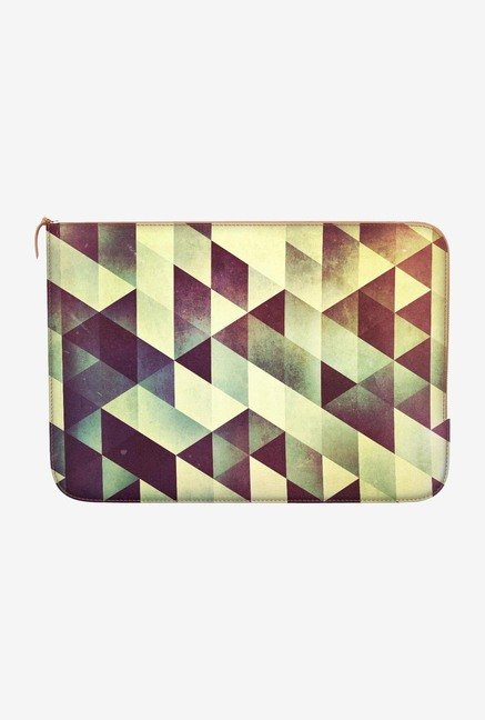 "DailyObjects Bylly Fyll Macbook Pro 15"" Zippered Sleeve"