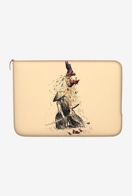 "DailyObjects Target Practice Macbook Pro 13"" Zippered Sleeve"