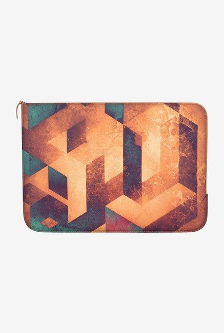 "DailyObjects Byrnyng Macbook Air 13"" Zippered Sleeve"
