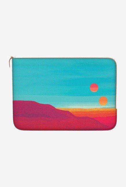 "DailyObjects Tatooine Macbook Air 11"" Zippered Sleeve"