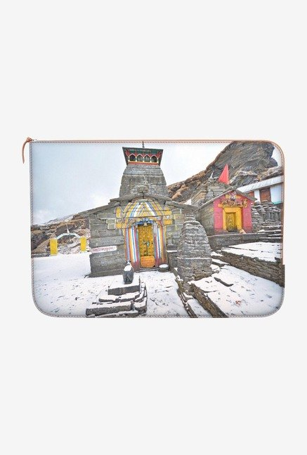 DailyObjects Temple Snow Macbook Air 11