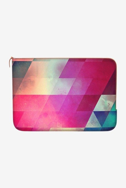 "DailyObjects Byy Byy July Macbook Air 13"" Zippered Sleeve"