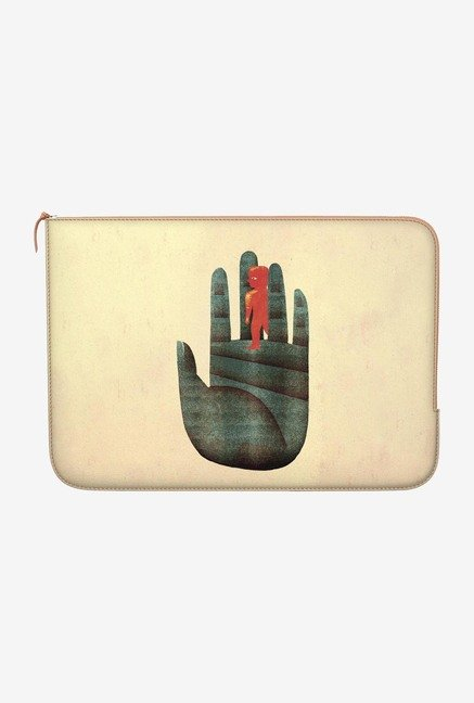 "DailyObjects Slipping Away Macbook Air 13"" Zippered Sleeve"