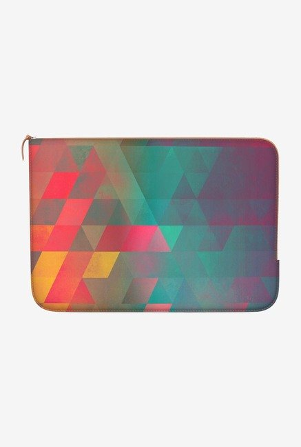 DailyObjects Byych Fyre Hrxtl Macbook Air 11 Zippered Sleeve