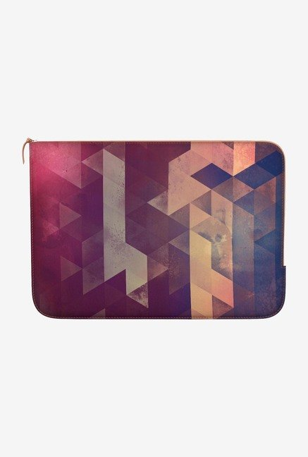 "DailyObjects Byyk Hymm Macbook Pro 13"" Zippered Sleeve"