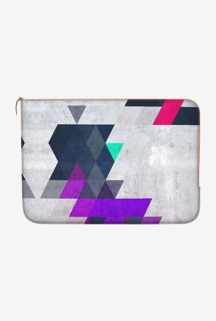 "DailyObjects Cyncryyt Hyyl Macbook Pro 15"" Zippered Sleeve"