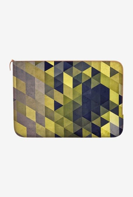 "DailyObjects Byzz Macbook Air 13"" Zippered Sleeve"