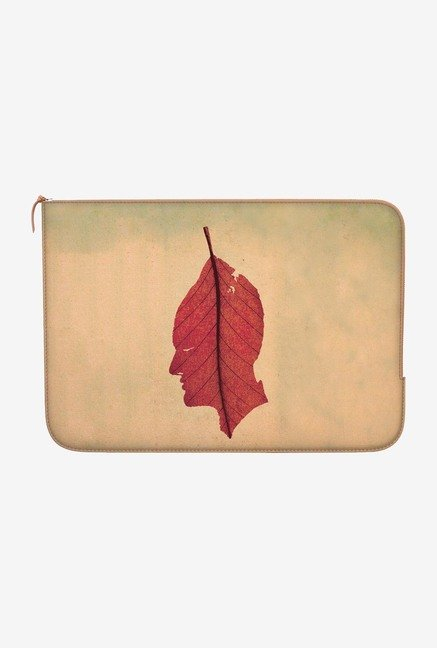 "DailyObjects Autumn Macbook Air 13"" Zippered Sleeve"