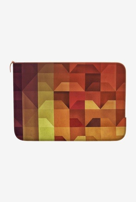 "DailyObjects Autymn Macbook Air 13"" Zippered Sleeve"