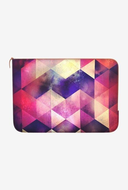 "DailyObjects Cynnt Tyll Macbook Air 13"" Zippered Sleeve"