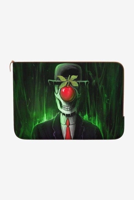 "DailyObjects Temptation Macbook Air 13"" Zippered Sleeve"