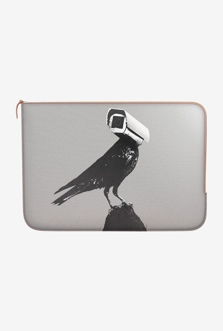 "DailyObjects The Lookout Macbook Air 13"" Zippered Sleeve"