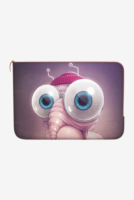 "DailyObjects Beanie Macbook Air 11"" Zippered Sleeve"