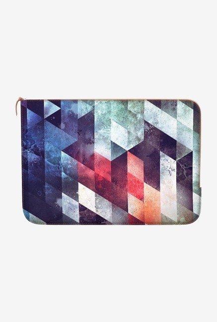 "DailyObjects Crykkd Glyry Macbook Air 13"" Zippered Sleeve"