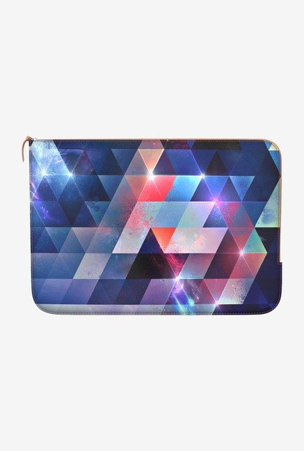 "DailyObjects Syyd Vyww Hrxtl Macbook Pro 15"" Zippered Sleeve"