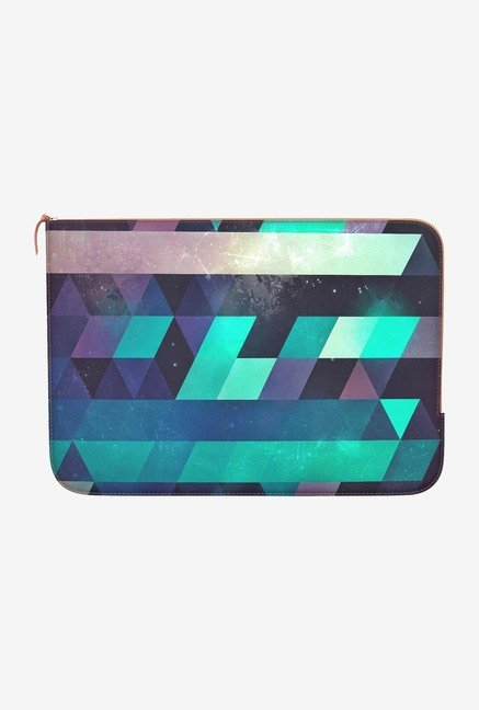 "DailyObjects Cryxxstyllz Macbook Pro 15"" Zippered Sleeve"