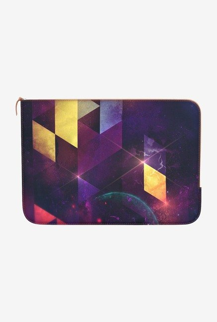 "DailyObjects Cryxxyng Spyce Macbook Air 13"" Zippered Sleeve"