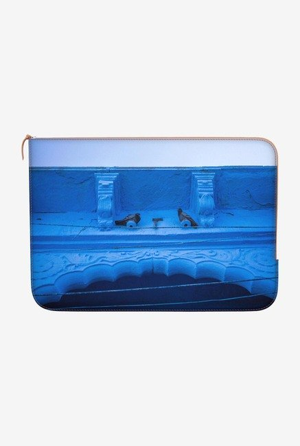 DailyObjects The Conversation Macbook Pro 15 Zippered Sleeve