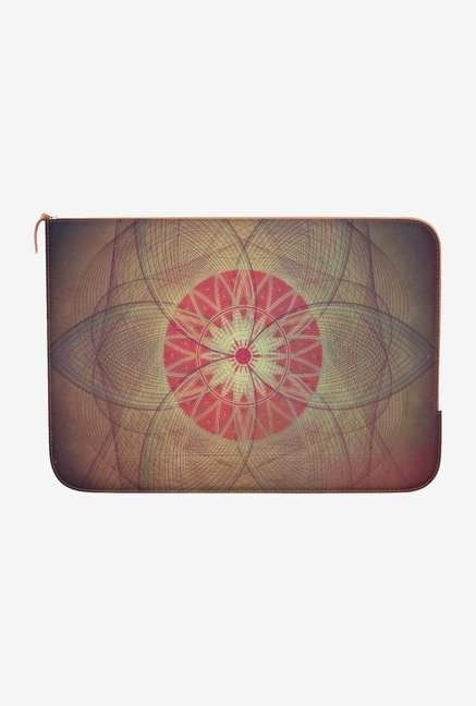 "DailyObjects Flyrym Okkuly Macbook Air 13"" Zippered Sleeve"
