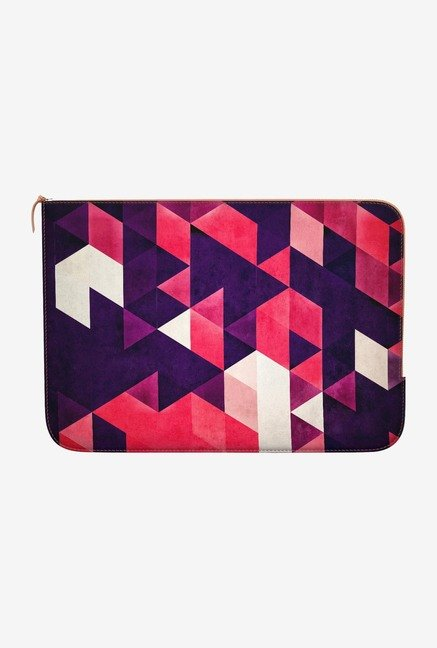 "DailyObjects Cyrysse Lydy Macbook Pro 13"" Zippered Sleeve"