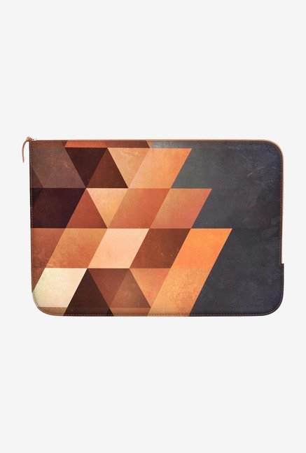 "DailyObjects Dyymd Ryyyt Macbook Pro 15"" Zippered Sleeve"