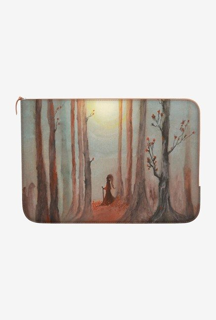 "DailyObjects The Wizard Macbook Air 11"" Zippered Sleeve"