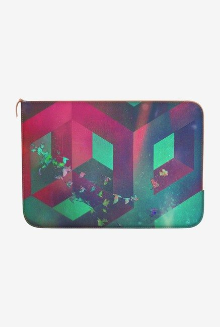 "DailyObjects Flyypyth Macbook Air 13"" Zippered Sleeve"