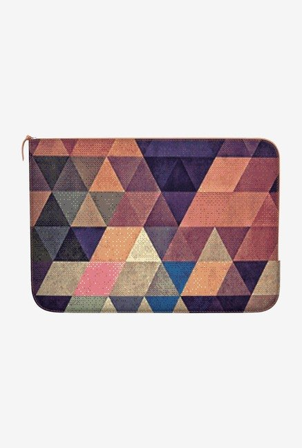 "DailyObjects Fydyxy Pyxyl Macbook Air 11"" Zippered Sleeve"