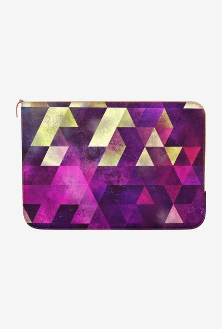 "DailyObjects Fykk Yrly Macbook Air 13"" Zippered Sleeve"