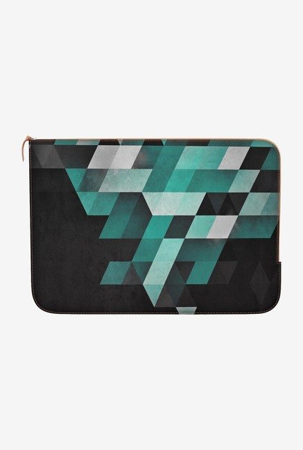DailyObjects Dryma Mynt Hrxtl Macbook Pro 15 Zippered Sleeve
