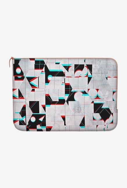 "DailyObjects Fylss Ynyglyph Macbook Pro 15"" Zippered Sleeve"