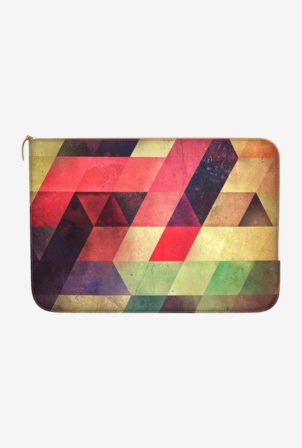 "DailyObjects Fynd Yff Macbook Pro 13"" Zippered Sleeve"