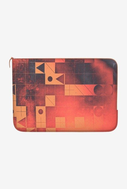 "DailyObjects Fyrge Plyte Macbook Pro 15"" Zippered Sleeve"