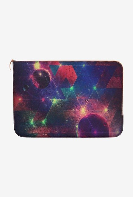 "DailyObjects Dymynzhyns Macbook Pro 13"" Zippered Sleeve"