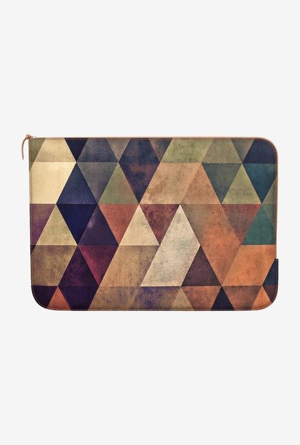 "DailyObjects Fyssyt Pyllyr Macbook Pro 13"" Zippered Sleeve"