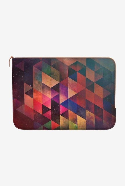 "DailyObjects Dyrgg Macbook Pro 15"" Zippered Sleeve"