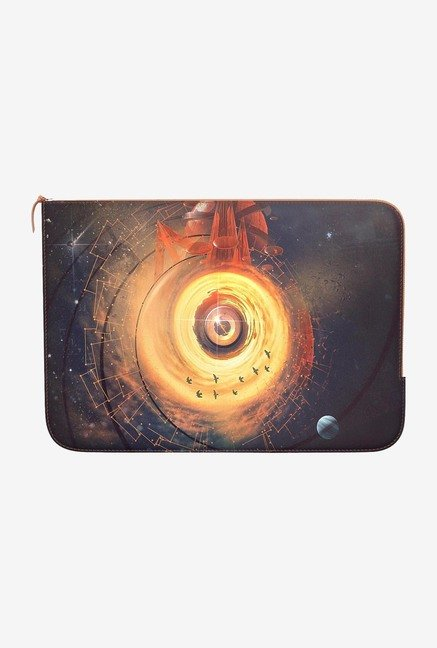 "DailyObjects Dyrk Psylynss Macbook Air 11"" Zippered Sleeve"