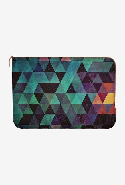 "DailyObjects Dyyp Tyyl Hrxtl Macbook Pro 15"" Zippered Sleeve"