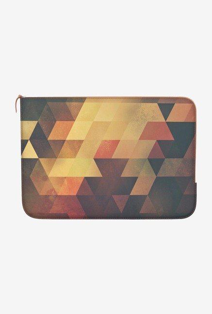 "DailyObjects Fyyr Hrxtl Macbook Pro 13"" Zippered Sleeve"