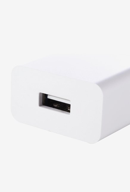 Nextech USB06 1A USB Travel Charger (White)