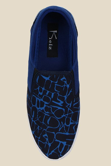Kielz Royal Blue Plimsolls