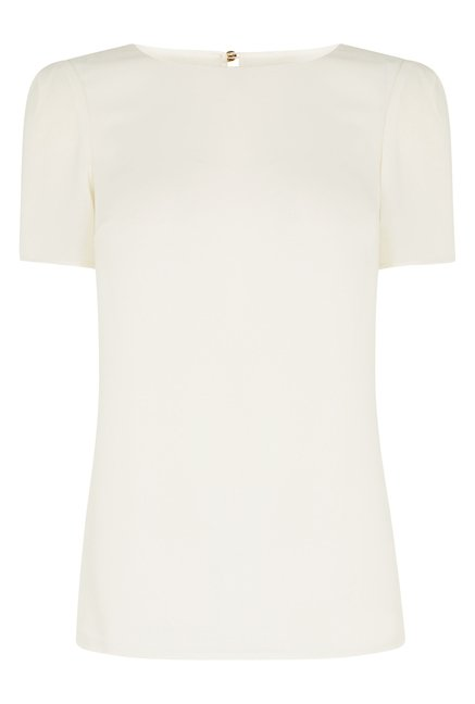 Oasis Off White Solid Top